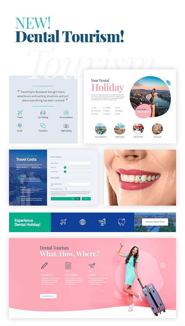 Theme-Info-005 DentiCare - WordPress Theme for Dentist & Dental Clinic theme WordPress